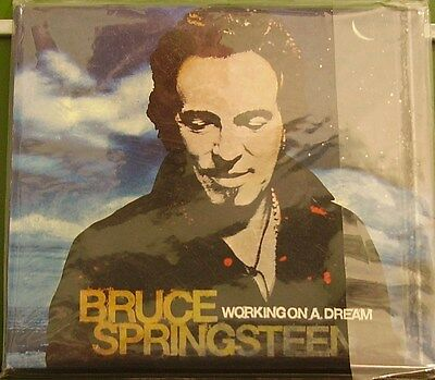 Bruce Springsteen-Working On A Dream Cd-Brand New