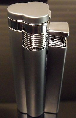 Triple Flame Silver Torch Cigar Lighter by Csonka