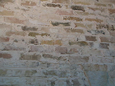 Thin Used Old South Antique Face Brick Veneer