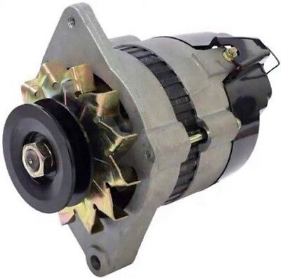 Gray DB Electrical AIA0019 ALTERNATOR for AGCO Challenger Tractor