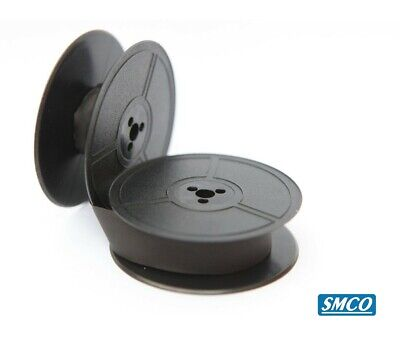 Olympia Typewriter Ribbon Twin Spool Black Will Fit Most Old Typewriters