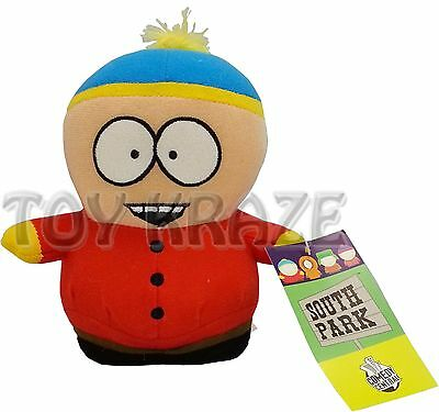 """South Park Cartman Plush! Small Stuffed Doll Toy Figure Licensed 6""""-7"""" New"""