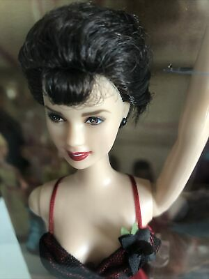 Barbie Collectibles RIZZO Doll in Grease Movie & Musical Stand