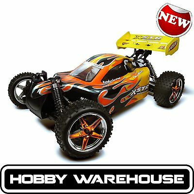 HSP 1/10 Scale RC Buggy Nitro 2 Speed 4WD OFF Road RC Car 2.4Ghz Edition 94106