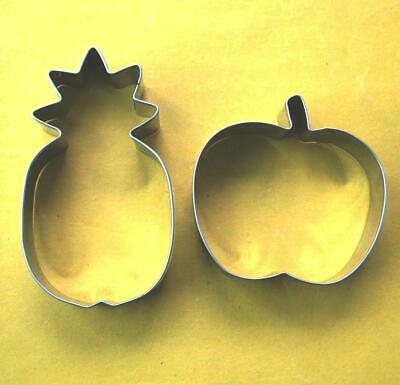 """3.5"""" Fruit pineapple party baking pastry metal cookie  cutter"""