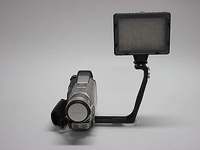 Pro SL-2 LED video light for canon PowerShot 110 310 520 A2200 A3300 A1200 SX40