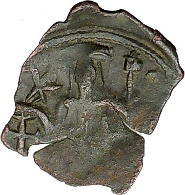 ANDRONICUS II Palaeologus 1282AD   Ancient Byzantine Coin RARE  i20395