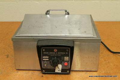 Cse Chicago Surgical & Electrical Co. Water Bath 13100