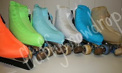 Ice Skating Boot Covers/ Roller Skate Medium Size