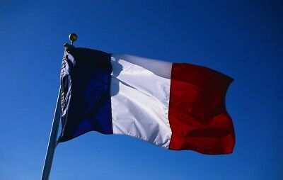 Giant France French Francias National Flag Rugby 6 Nations