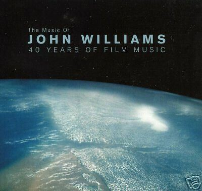 Music Of John Williams - 4 CD - 40 Years Of Film Music