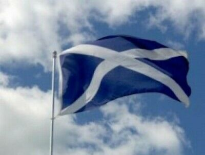 Giant Rugby World Cup 6 Nations Scotland Scottish Saltire St Andrews Day Flag