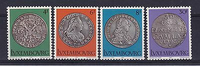 LUXEMBOURG N° 975/78 Neuf **