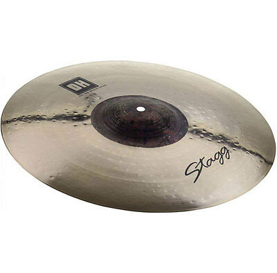 "Stagg DH-CMT17E DH EXO Medium Thin Brilliant Crash 17"" Becken"
