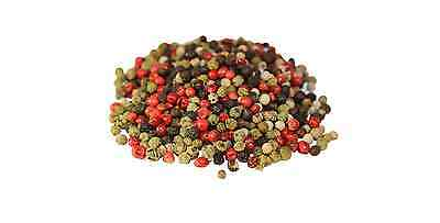 Peppercorn peppercorns dried 4 colour mix. 100g @ £2.99 The Spiceworks