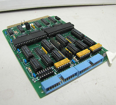 Mostek Micro Systems Circuit Board Card 450-00370-00 4500037000 450-00369-00