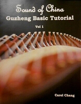 Guzheng Basic Tutorial Textbook in English with Online Video Instruction