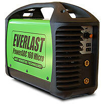 EVERLAST PORTABLE 160 AMP STICK WELDER PowerARC 160 Micro