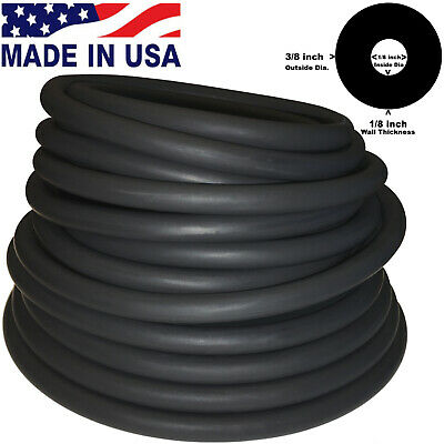 3/8in 10mm Kent Speargun Band Rubber Latex Tubing BLACK 10ft (3m) (#408)