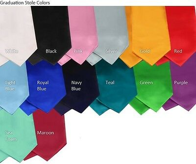 "60"" Graduation Tricot Honors Sash/Stole"