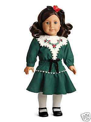 American Girl Ruthie Holiday Dress Nib Doll Not Included In Listing Kit Retired