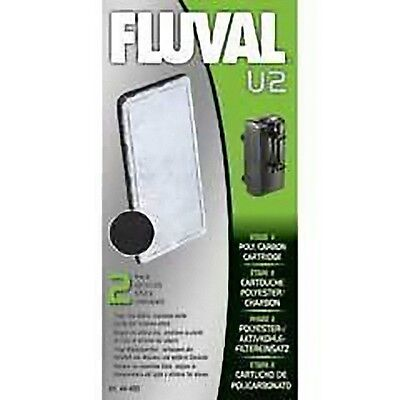 Fluval U2 Filter Replacement Poly Carbon Cartridge