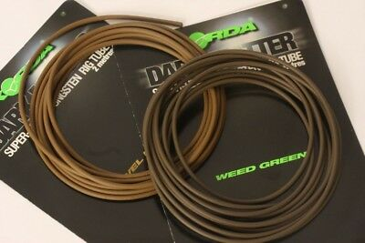 Korda NEW Dark Matter Rig Tubing Gravel Weed or Silt