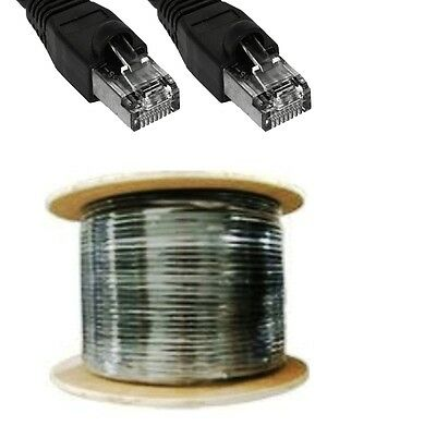 350/'FT Cat6/'e 23A Outdoor Direct Burial Cable waterproof Ethernet network Inwal