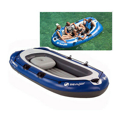 Sevylor Inflatable Boat Super Caravelle 4P