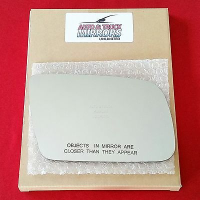 NEW Mirror Glass FIVE HUNDRED 500 FREESTYLE Passenger Right Side RH *FAST SHIP*