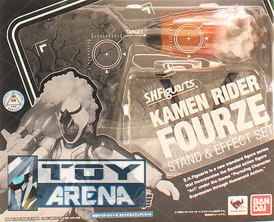S.H. Figuarts Kamen Rider Fourze Stand and Effect Set Action Figure