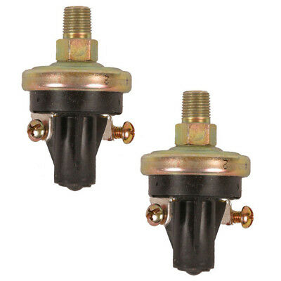 76577-4 Two 2 Pressure Switches 4 PSI 2 Terminal for Hobbs