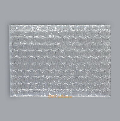 """100 Small Bubble Packing Pouches Envelopes Wrap Bags 3"""" x 3.5""""_80 x 90mm"""