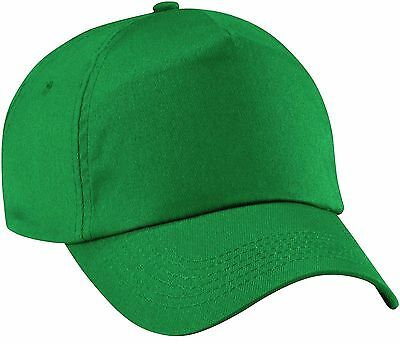 Childrens Boys & Girls Classic Adjustable Baseball Caps SPORTS SCHOOL - B10B