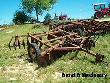 Burch 10' Wheel Disc Cultivator