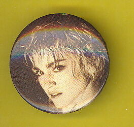 Madonna 1990 UK petite badge button pinback V