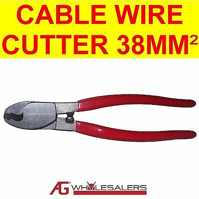Cable Wire Cutter Up To 38Mm² Suit Battery & Anderson Plug Wire