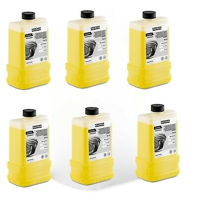 Six Pack Of Karcher RM110 ASF Water Softener For Hot Pressure Washer HDS