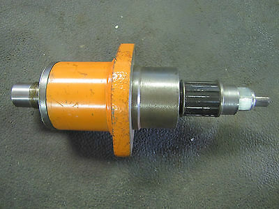 Tyler Machinery Tmc 7A22R Tmc 7A22R High Speed Spindle