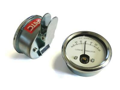 Durite Clip On Induction Ammeter 30-0-30 Amps - 0-534-30