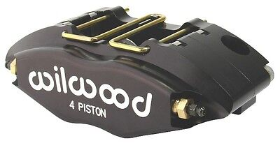 Wilwood Forged Powerlite 4 Pot Brake Caliper - Radial Mount