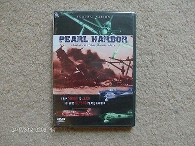 Pearl Harbor A Historical Archive Documentary Dvd