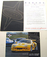 Marcos Mantis Dunlop & European Challenge 1999-2000 Original UK Press Folder