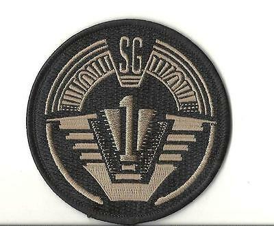 Stargate TV Show SG-1 Team Patch