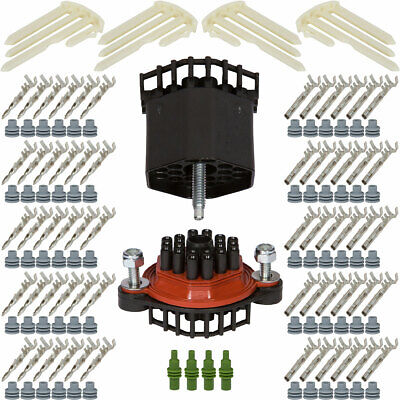 Weather Pack Bulkhead Connector Kit 16-14 GA