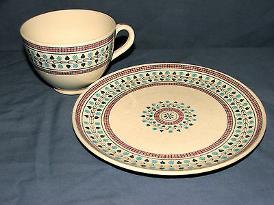 Lot 2 SPODE COPELAND TUSCAN 1 Bread Butter Plate & Cup Tea Coffee