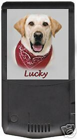 Pet Portrait Cell Phone And Ipod Decals From Your Photo