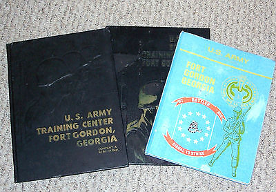 choice US Army Training Center Fort Gordon Georgia GA Yearbook