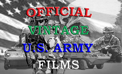 Your Army Reports Number 8 Vintage Army Film Dvd