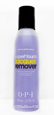 OPI - Expert Touch - Axxium soak off, Gel Lacquer REMOVER 4oz/120ml